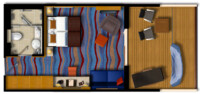 Junior Suite Veranda Kategorie B