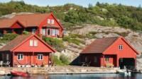 Mein Schiff Norwegen mit Geirangerfjord und Bergen