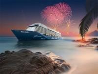 Feiertage an Bord der Mein Schiff von TUI Cruises