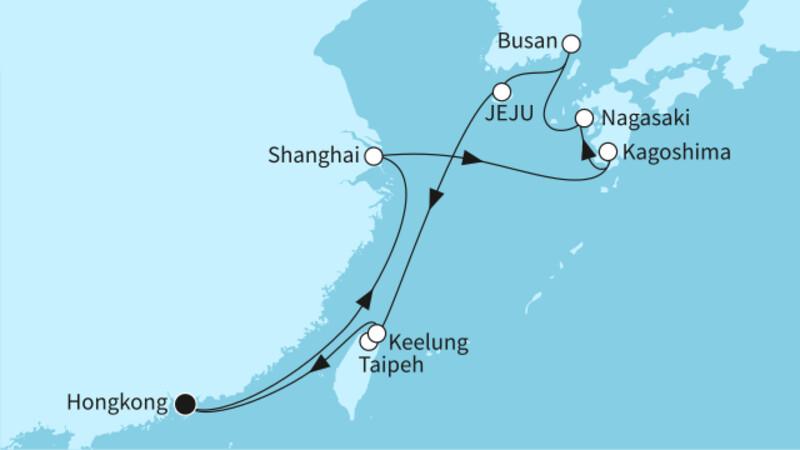 Hongkong mit Japan II