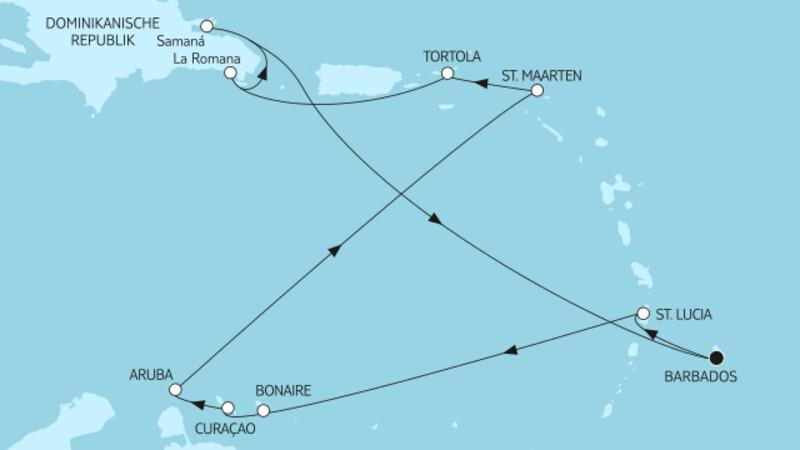 Karibische Inseln II