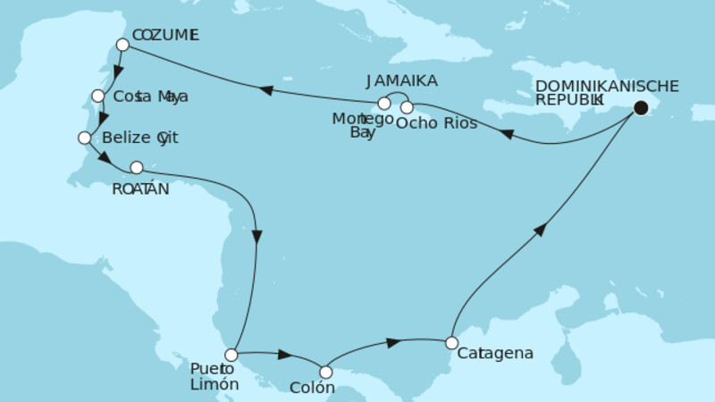 Karibik & Mittelamerika I