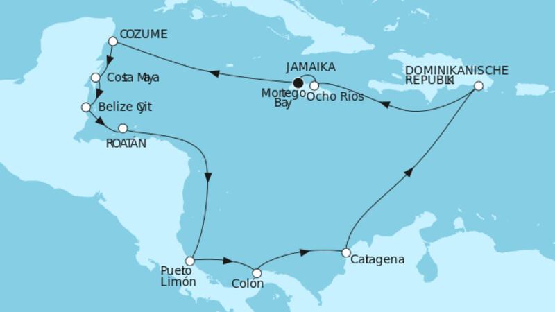 Karibik & Mittelamerika II