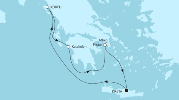 Ganz große Freiheit - Griechische Inseln 2