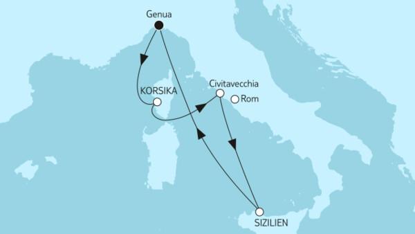 Große Freiheit - Italienische Küste 1
