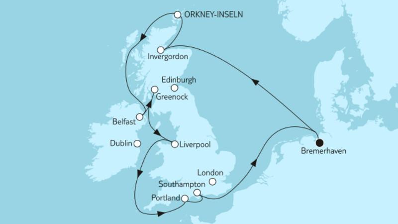 Großbritannien mit Liverpool I