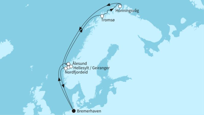 Norwegen Trondheim