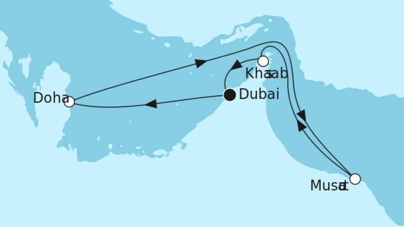 Dubai mit Oman I