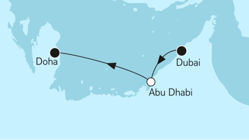Dubai mit Katar I